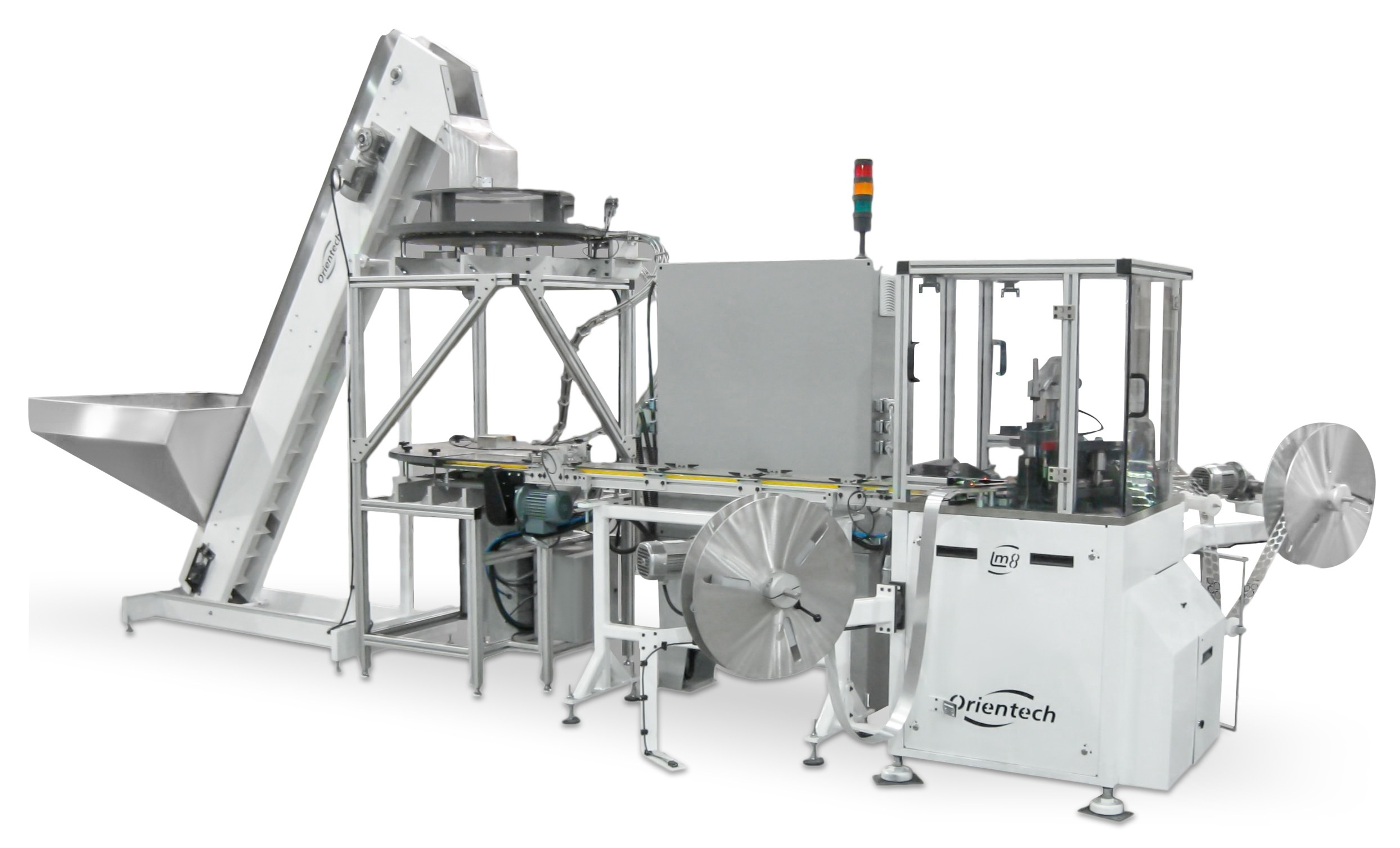 Orientech lining machine