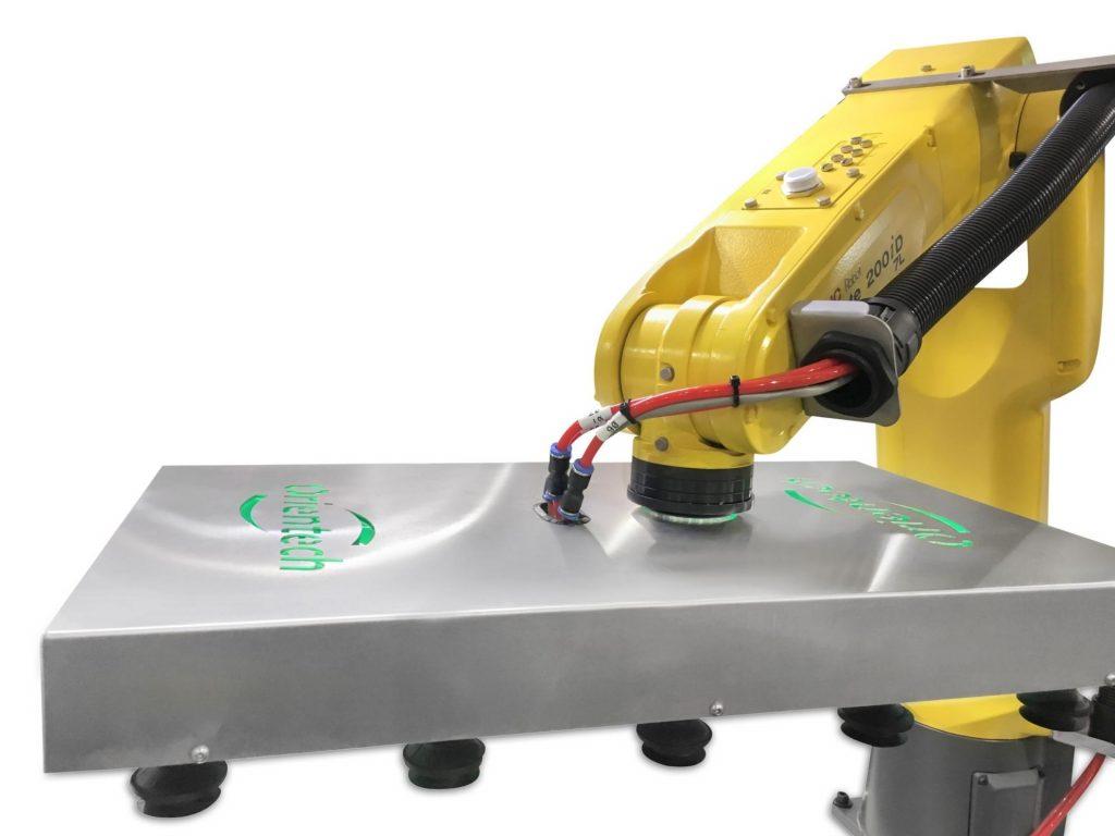Fanuc robotics application